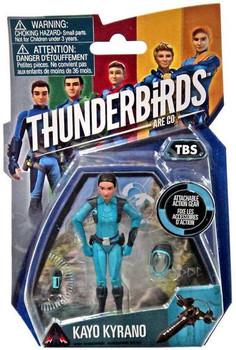 Thunderbirds Are Go Action Figure - Kayo