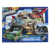 Vivid Imaginations Thunderbirds Are Go Interactive Tracy Island Playset