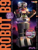 1:6 LOST IN SPACE B9 DELUXE KIT with Glass Dome