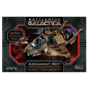 Battlestar Galactica Raptor Armament Set