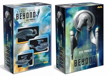 Star Trek Beyond U.S.S. Franklin Styrene Model Kit