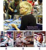 Antonia Ellis Autographed Photo
