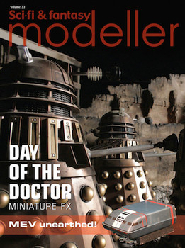 Sci Fi & Fantasy Modeller 33 Book