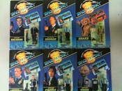 Space Precinct Action Figures - Set of 6