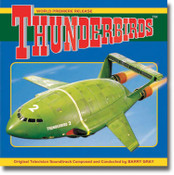 Thunderbirds Original TV Soundtrack CD