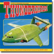 Thunderbirds Original TV Soundtrack CD