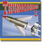 Thunderbirds Volume 2 Original TV Soundtrack CD