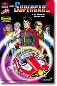 Supercar Comic Book Issue #0