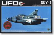 UFO S.H.A.D.O. - SKY 1 Model Kit (4905083034514)