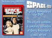 Space: 1999 Set 4 DVD