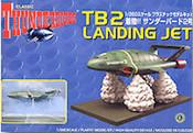 Thunderbirds TB2 Landing Jet Model Kit