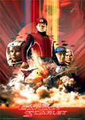 New Captain Scarlet Poster