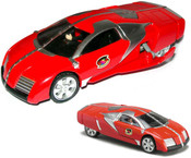 New Captain Scarlet - Corgi Die Cast Cheetah Car