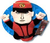 New Captain Scarlet Hand Towel