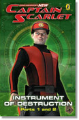 New Captain Scarlet - Instrument of Destruction Parts 1 & 2 Book