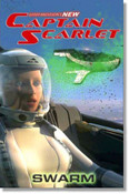 New Captain Scarlet - Swarm Storybook
