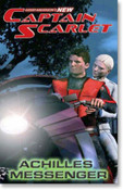 New Captain Scarlet - Achilles Messenger Storybook