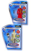 Thunderbirds Movie - Alan Tracy & The Hood Action Figures