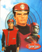 Captain Scarlet Mouse Pad