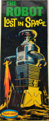 Lost in Space B9 Robot Model Kit By Polar Lights