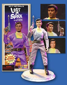 Lost in Space - John Robinson 3rd Season 12 Inch Figure