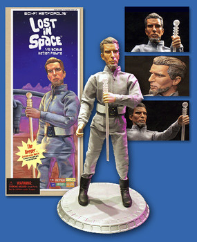 Lost in Space - The Keeper 12 Inch Action Figure