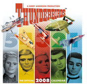 Thunderbirds Calendar 2008