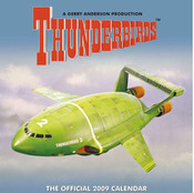 Thunderbirds Calendar 2009