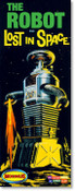 Lost in Space - Mini B9 Robot Model Kit (418)
