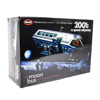 2001 Moonbus Model Kit from Moebius