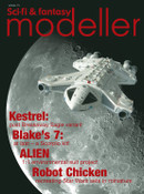 Sci Fi & Fantasy Modeller 15