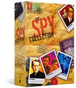 The Spy Collection DVD Megaset