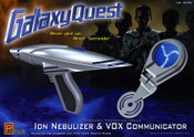 Galaxy Quest - Ion Nebulizer & VOX Communicator Model Kit Set (PH9003)