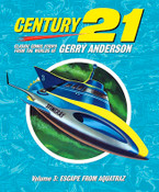 Century 21: Escape From Aquatraz - Classic Comic Strips Vol 3 softcover