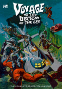 Voyage to the Bottom of the Sea: The Complete Series Volume One Book
