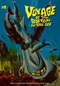 Voyage to the Bottom of the Sea: The Complete Series Volume Two Book