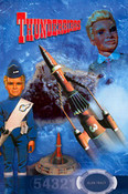 Thunderbirds - Alan Tracy And TB3 Poster