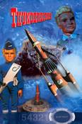 Thunderbirds - Alan Tracy And TB3 Poster