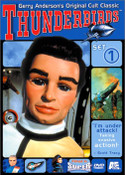 Thunderbirds Set 1 DVD