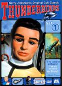 Thunderbirds Set 1 DVD