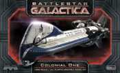 Battlestar Galactica Colonial One Model Kit