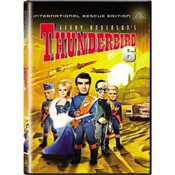 Thunderbirds 1968 movie - Thunderbird 6 DVD