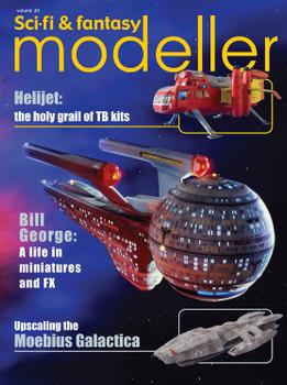 Sci Fi & Fantasy Modeller 20 Book