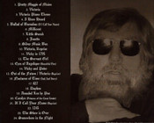 Songs from the DARK SHADOWS, A Gothic Musical CD