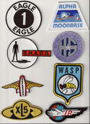 Gerry Anderson related Patches