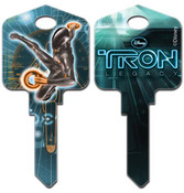 Tron - Key Blanks - Rinzler