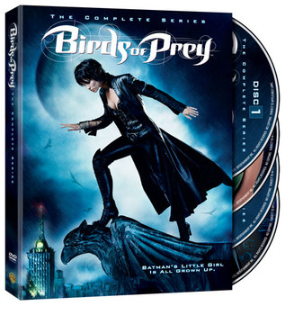 Birds of Prey DVD Collection