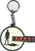 UFO Shado Keychain