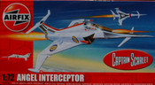Captain Scarlet Angel Interceptor Model