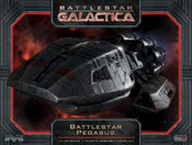 Battlestar Galactica Pegasus Model Kit